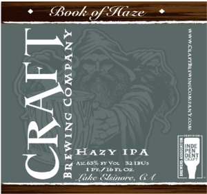 Book of Haze Hazy IPA